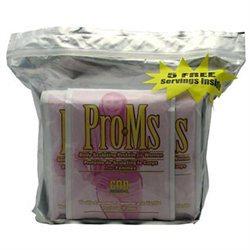 Pro Ms, Vanilla Caramel, 15/Box from Dorian Yates Approved