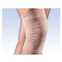 FLA Orthopedics FL37400MDBEG PROLITE Knitted Pullover Knee Support Size Medium