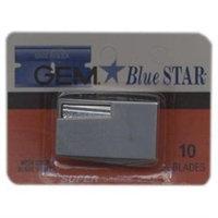 Gem Blue Star, Super Single Edge, 10 Blades