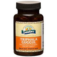 Sandhu Products Inc. Triphala Guggul Vegetarian Capsules 60 Ct.