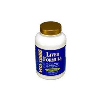 Vita Logic - Liver Formula - 120 Capsules
