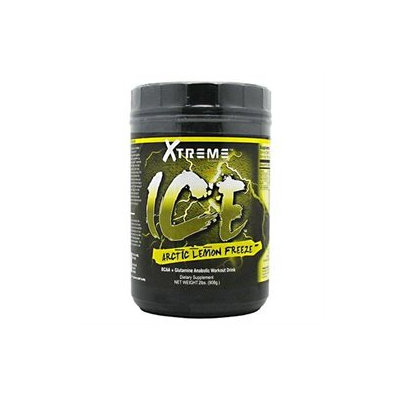 Xtreme Formulations ICE - 2 Lbs. - Artic Lemon Freeze