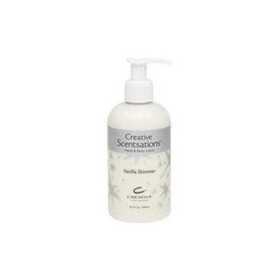 Creative Nail Designs Creative Nail Scentsations Vanilla Shimmer Lotion 8.3 oz