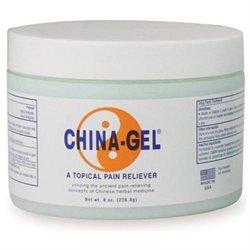 China-Gel 8oz Jar