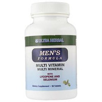 Pacific Naturals UH056 Multi Vitamin For Men