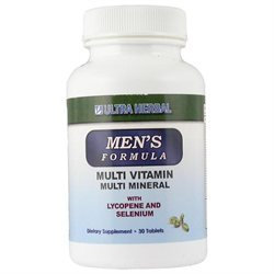 Pacific Naturals UH056 Multi Vitamin For Men