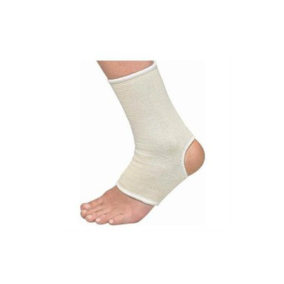 Mueller Ankle Support Elastic, X-Large Beige