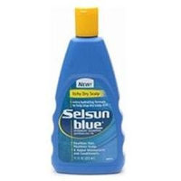 Chattem Labs Selsun Blue Dandruff Shampoo For Itchy Dry Scalp - 7 Oz