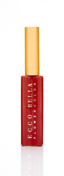 FlowerColor Good For You Gloss Mini Passion Fire Engine Red Ecco Bella Botanical