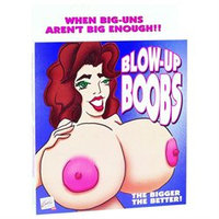 Blow Up Boobs (The Bigger The Better)