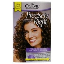 Ogilvie Salon Styles Precisely Right Conditioning Perm for Color Treated Hair