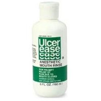 Ulcerease Antiseptic Mouth Rinse - 6 Oz