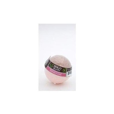 Hugo Naturals Fizzy Bath Bomb Rose and Sandalwood - 6 oz