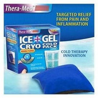 Thera Med Ice Gel Cold Pack Size: Large