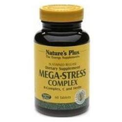 Nature's Plus Mega-Stress Complex, Tablets, 60 ea