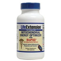 Life Extension Mitochondrial Energy Optimizer with BioPQQ, Capsules