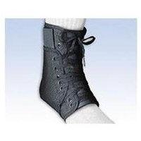 FLA Orthopedics FL40511MDBLK SWEDEO INNER LOK 8 ANKLE BRACE Size Medium