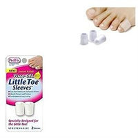 PediFix Visco-GEL Little Toe Sleeves - OSFM