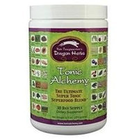 Dragon Herbs Tonic Alchemy - Natural Superfood Supplement 9.5 Oz.