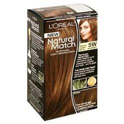 L'Oréal Natural Match Hair Color Medium Golden Brown