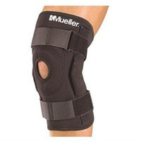 Mueller Hinged Knee Brace Support, XL X-Large