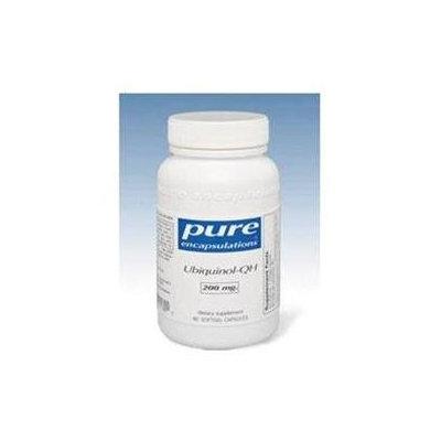 Pure Encapsulations - Ubiquinol-QH 200 mg. - 60 Softgels