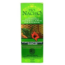 Tio Nacho Shampoo Mexican Herbs14 oz - Herbolaria Mexicana