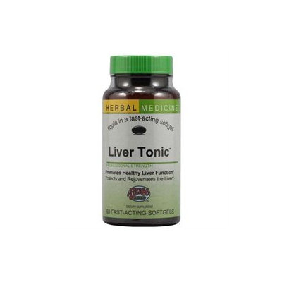 Herbs Etc. Liver Tonic - 60 Softgels