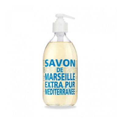 Compagnie de Provence Liquid Marseille Soap Mediterranean Sea, 500ml