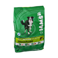 Iams ProActive Health MiniChunks Adult 1-6 Years Premium Dog Nutrition