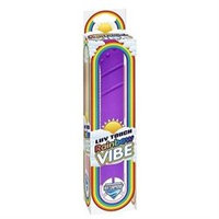 Pipedream Products Inc Luv Touch Rainbow Vibe (Purple)
