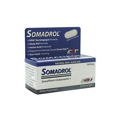 EST Somadrol - 60 Soma Tabs - Test Boosters