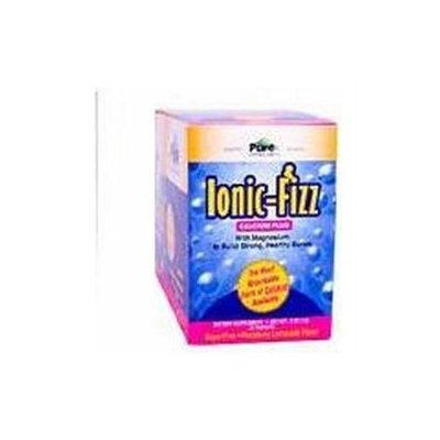 Pure Essence Labs Ionic-Fizz Calcium Plus RaspberryLemon SugarFree 30 pckts