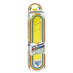 Pipedream Products Inc Luv Touch Rainbow Vibe (Yellow)