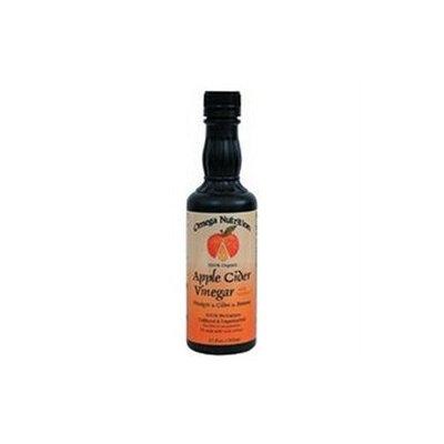 Apple Cider Vinegar, Omega Nutrition, 12 fl oz, Jarrow Formulas