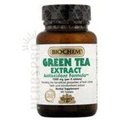 Country Life - Green Tea Extract - 90 Tablets Formerly Biochem