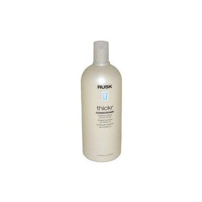 RUSK by Rusk THICKR THICKENING CONDITIONER 33.8 OZ for UNISEX