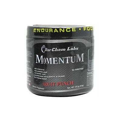 Star Chem Labs Momentum Fruit Punch - 175.2 Grams Powder - Pre-Workout Formulas