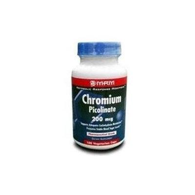 MRM Chromium Picolinate 200 - 100 Capsules