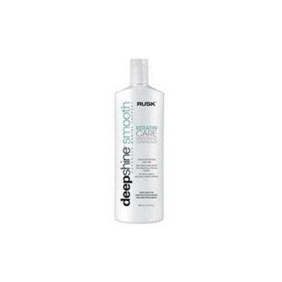 Rusk Deepshine Smooth Keratin Care Smoothing Conditioner 33.8oz