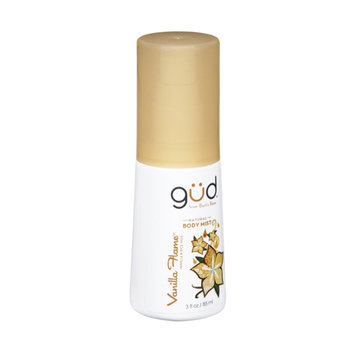 Gud from Burt's Bees Natural Vanilla Flame Body Mist