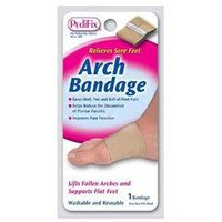Pedifix Toe Comforters Pedifix Arch Bandage Support Problem Aches- 1 Pack
