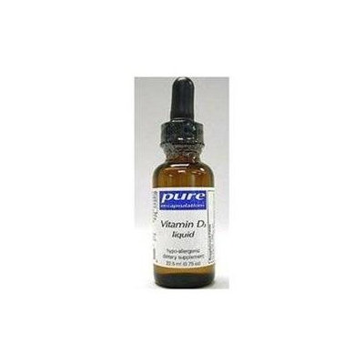Pure Encapsulations - Vitamin D3 Liquid - 0.75 oz.