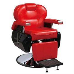 New BestSalon Red All Purpose Hydraulic Recline Barber Chair Salon Spa R