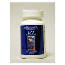 Allergy Research nutricology Allergy Research (Nutricology) Epd Trace Minerals - 75 Capsules - Multiminerals