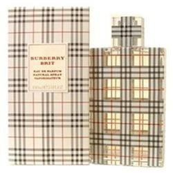 Perfumeworld Brit by Burberry, 3.4 oz Eau De Parfum Spray for women