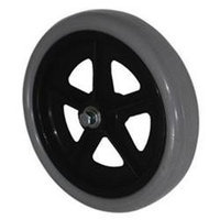 Mabis 509-2801-0086 8 Inch Rear Wheel Assembly for 1028 and 1029 Series Rollators