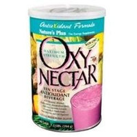 Nature's Plus Oxy-Nectar Ten-Stage Antioxidant Beverage Natural Mixed Berry - 1.3 lbs