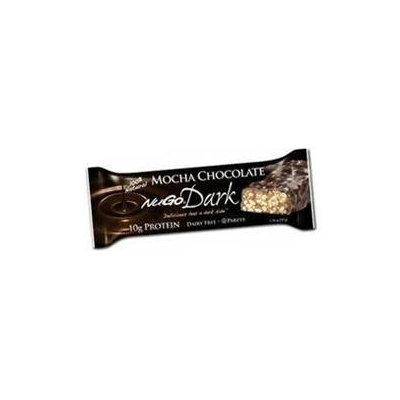 Nugo Nutrition Bar 63184 Dark Mocha Chocolate Bar