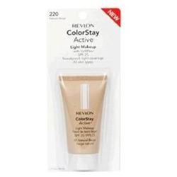 Revlon Colorstay Active Light Makeup With Softflex